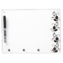 stylish but simple everyday white board