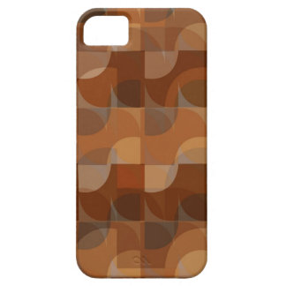 Stylish Cappucino Pattern iPhone 5 Covers