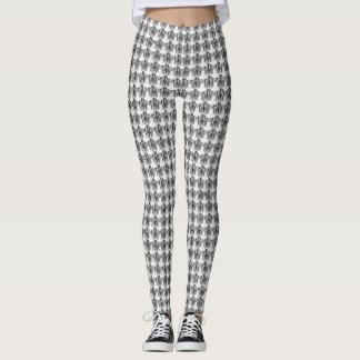 Stylish-Casual-Gray-Floral-XS-XL_Leggings_ Leggings