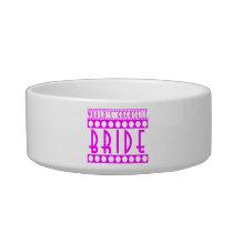 Stylish Chic Brides Gifts World's Greatest Bride Bowl