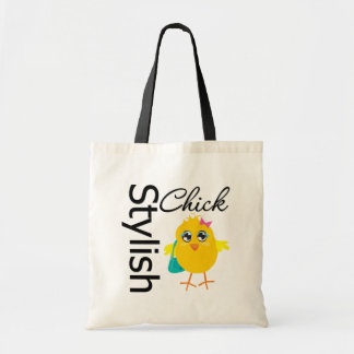 Stylish Chick 2 Tote Bags