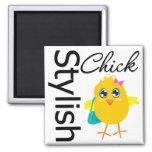 Stylish Chick 2 Magnet