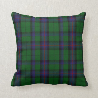 Stylish Clan Armstrong Tartan Plaid Pillow