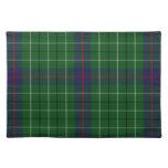 Stylish Clan Duncan Tartan Plaid Place Mat Cloth Placemat