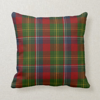 Stylish Clan Forrester Tartan Plaid Pillow