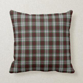 Stylish Clan Fraser Dress Tartan Plaid Pillow