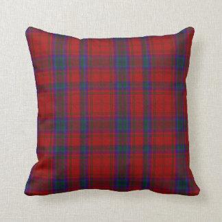 Stylish Clan MacDougall Tartan Plaid Pillow