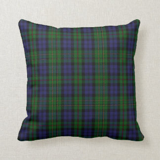 Stylish Clan MacEwen Tartan Plaid Pillow