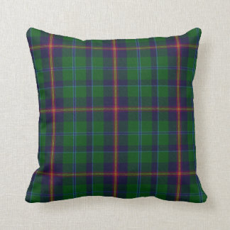 Stylish Clan Young Tartan Plaid Pillow