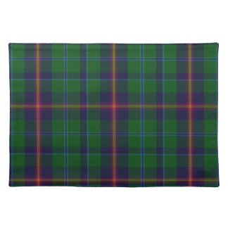 Stylish Clan Young Tartan Plaid Place Mat