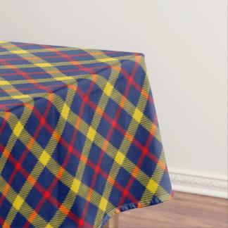 Stylish Classic Tartan Plaid Patterned Tablecloth