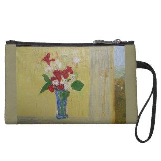 stylish clutch wristlet purses