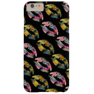 Stylish Colored Lips #11 Barely There iPhone 6 Plus Case