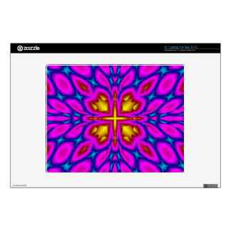 "Stylish colorful pattern 12"" laptop skins"