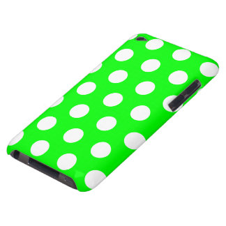 Stylish & Colorful Polka Dot iPod Touch 4G Case-Mate iPod Touch Case