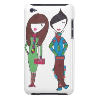 stylish couple part two on ipod touch