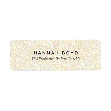 Professional Business Stylish Creative Stone Design Modern Professional Label