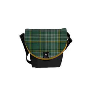 Stylish Currie Tartan Plaid Mini Messenger Bag