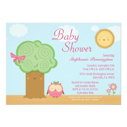 stylish cute kawaii tree owl baby shower invite r78bb36ea05794640bbabaa69a7ee9928 8dnm8 8byvr 512 Mature trailer trash