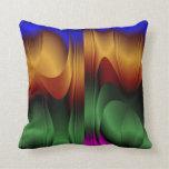 Stylish design throw pillows