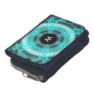 Stylish duotone wallet
