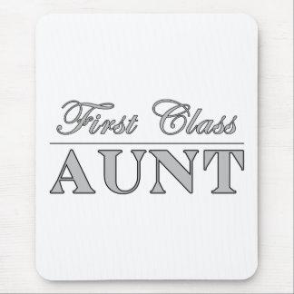 Stylish Elegant Aunts : First Class Aunt Mouse Pad