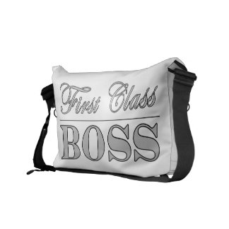 Stylish Elegant Gifts for Bosses First Class Boss Courier Bags