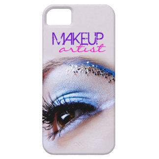 Stylish Eye Shadow - Makeup Artist iPhone 5 Case