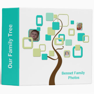 Stylish Family Photo Album Binder