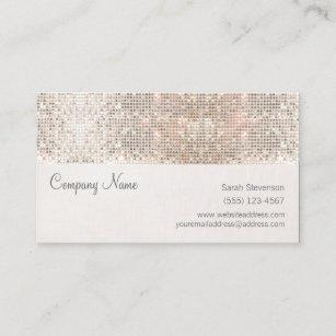 Linen Business Cards Zazzle