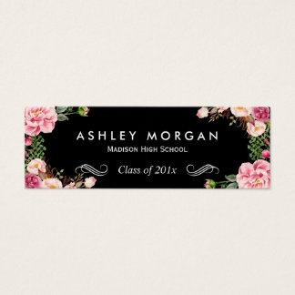 Graduation Name Business Cards & Templates | Zazzle