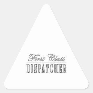 Stylish Fun Dispatchers : First Class Dispatcher Stickers