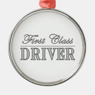 Stylish Fun Drivers : First Class Driver Christmas Tree Ornaments