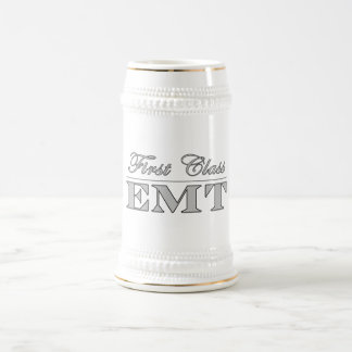 Stylish Fun EMTs : First Class EMT Coffee Mugs