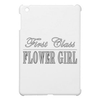 Stylish Funny Gifts : First Class Flower Girl Cover For The iPad Mini