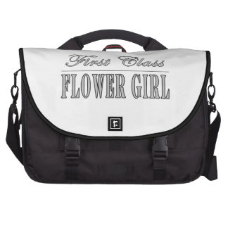 Stylish Funny Gifts : First Class Flower Girl Bag For Laptop