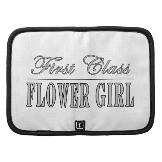 Stylish Funny Gifts : First Class Flower Girl Planner