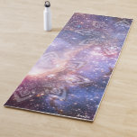Stylish Galaxy Stars Mandala Zen Yoga Mat