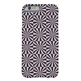 STYLISH GEOMETRIC PATTERN (LILAC) iPhone 6 Case