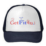 Stylish GetFit4U Trucker Hat get yours Now.