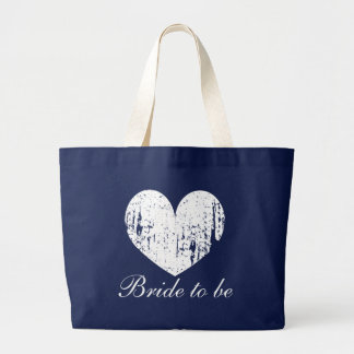 Stylish getting married tote bag for bride to be