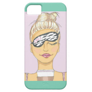 Stylish girl iPhone 5 covers