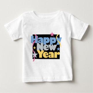 Stylish Happy New Year Infant T-shirt