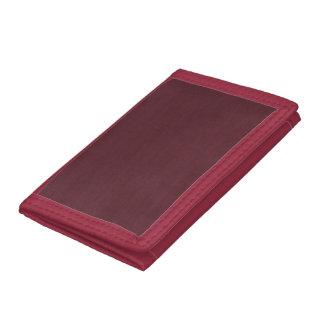 Stylish His Tri-fold Wallet