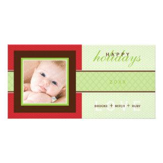 STYLISH HOLIDAY PHOTOCARD :: sweetness 3 Card