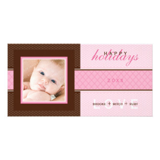 STYLISH HOLIDAY PHOTOCARD :: sweetness 4 Card