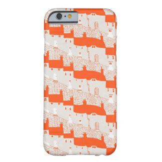 Stylish Home Sweet Home iPhone 6 Case Orange