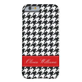 Stylish Houndstooth iPhone 6 Case