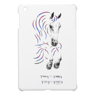 Stylish Jumping Jumper Horse Cover For The iPad Mini