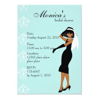Stylish Lady Card